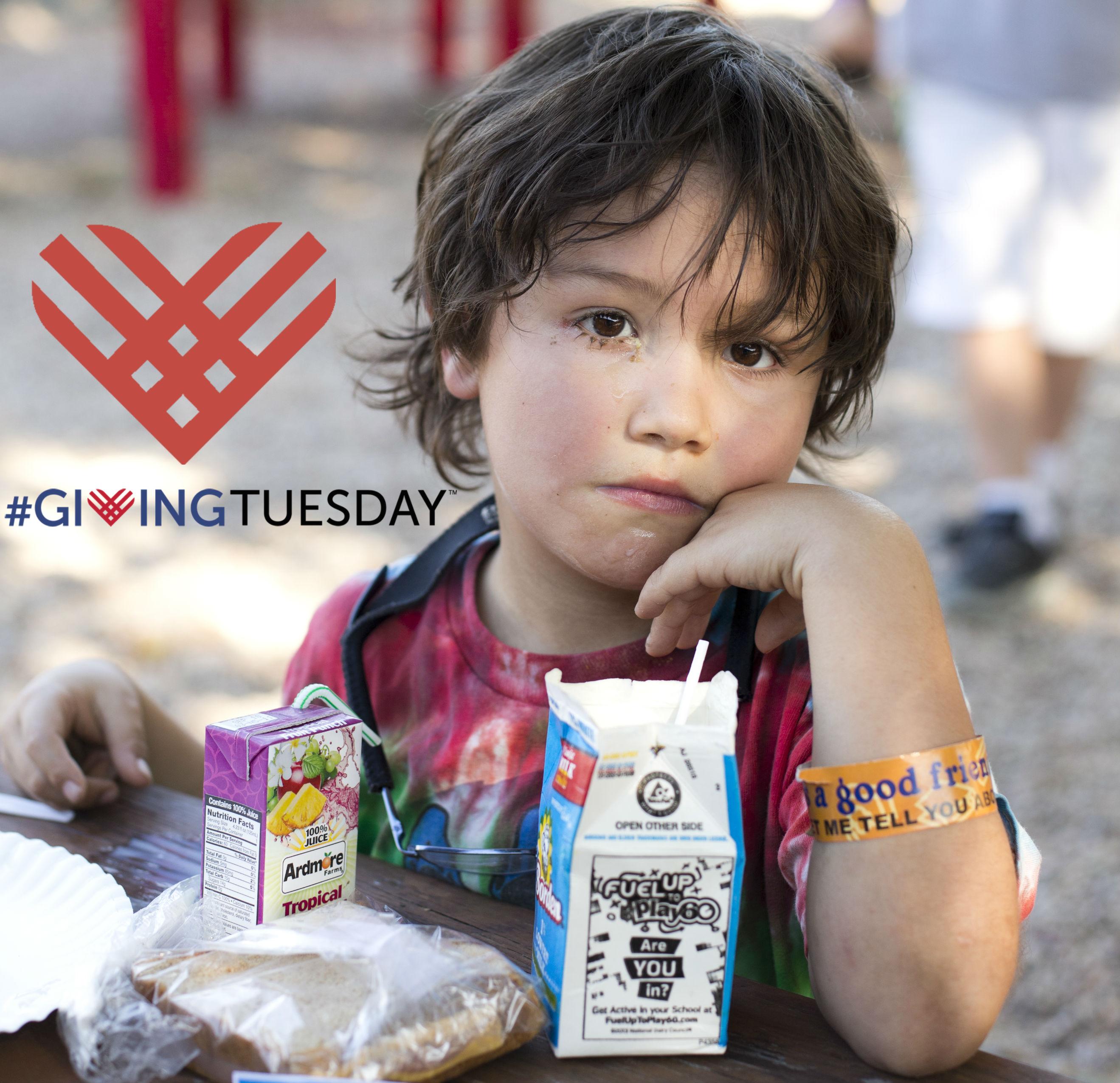 #GivingTuesday Child